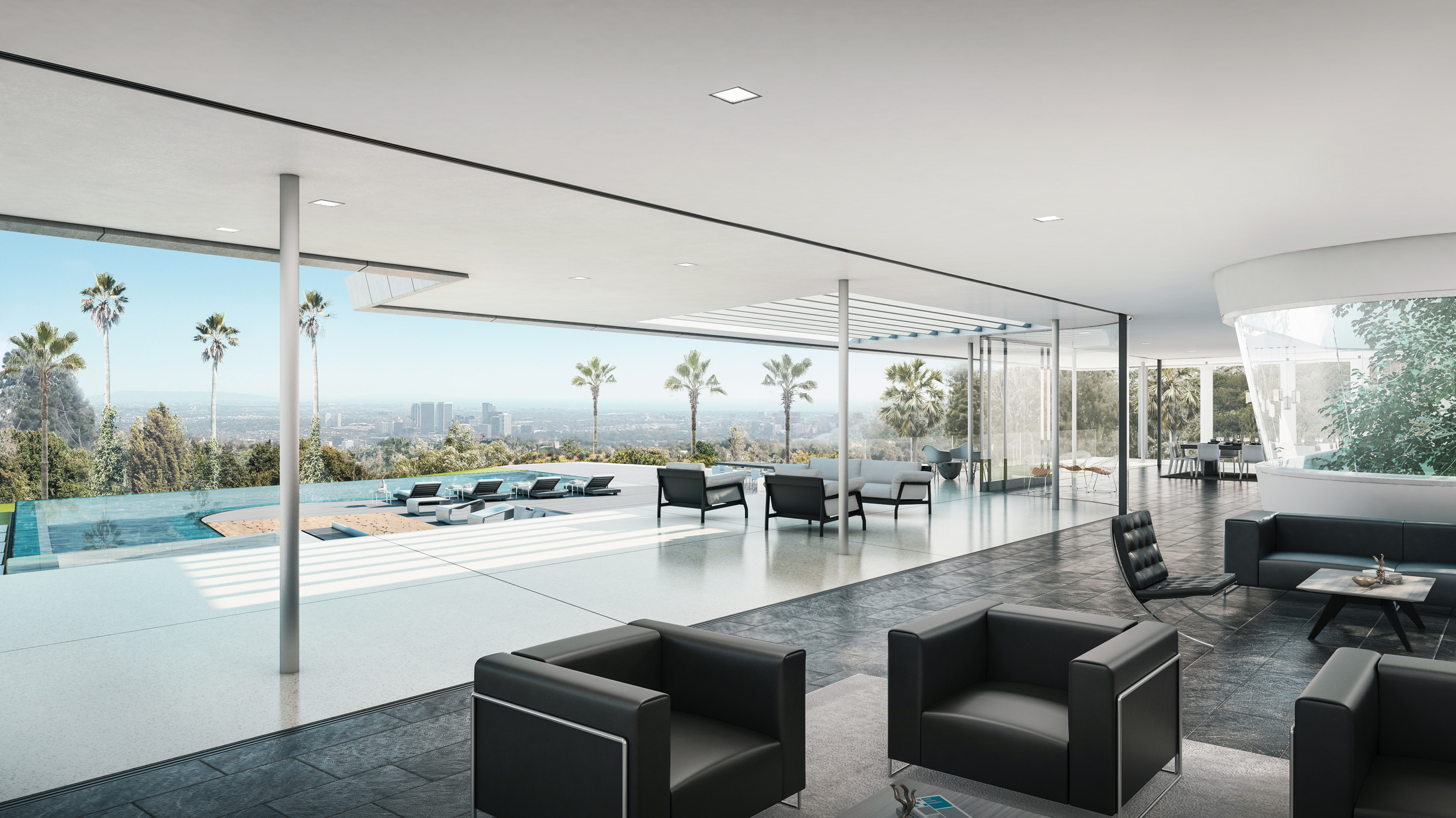 Beverly Hills House 1